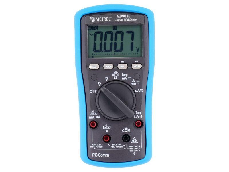 MD 9016 Electrical Field Service Multimeter