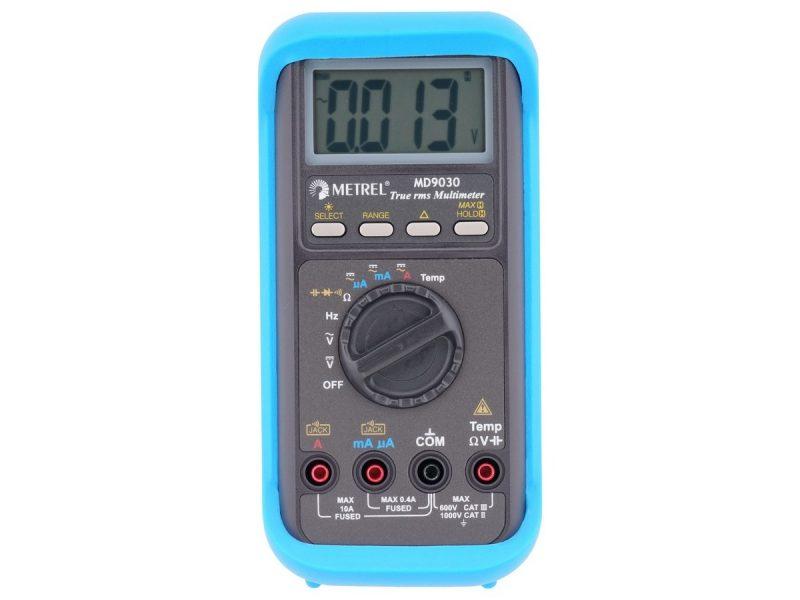 MD 9030 TRMS General Purpose Digital Multimeter