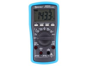 MD 9035 Automotive Multimeter Designed to Work on Real-World Car Signals