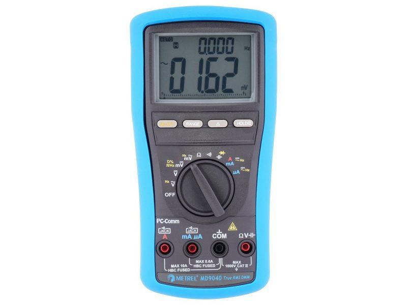 MD 9040 TRMS Industrial Digital Multimeter