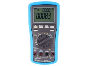 MD 9060 TRMS, 500.000 counts LCD, 100k Hz Voltage Bandwidth Heavy Duty Industrial Multimeter