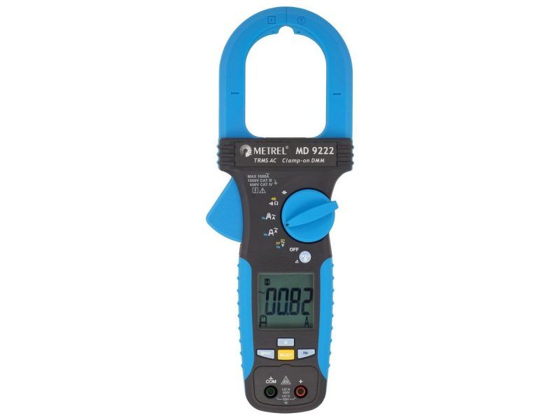 MD 9222 TRMS AC Current Clamp Meter