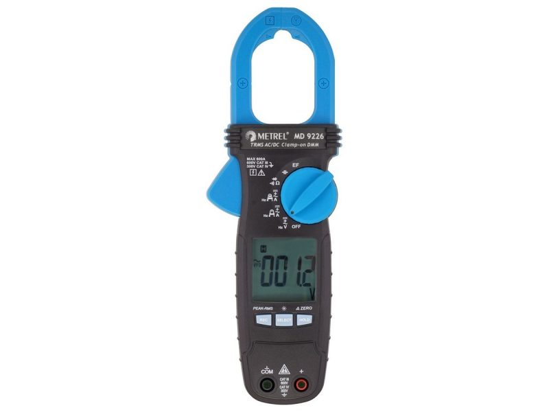 MD 9226 TRMS AC/DC Current Clamp Meter