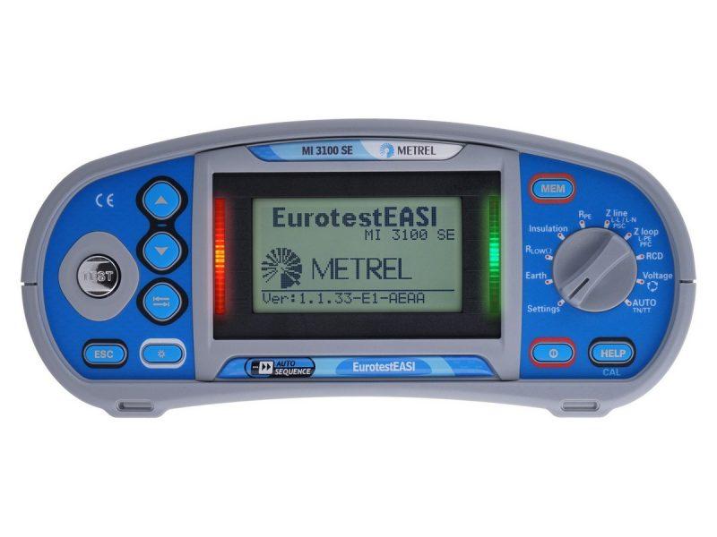 MI 3100 SE EurotestEASI