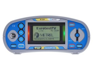 MI 3109 PS EurotestPV Lite - Pro Set