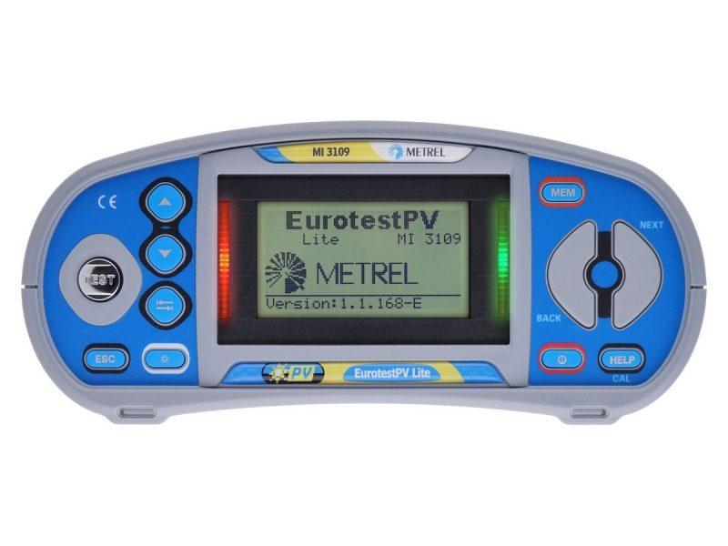 MI 3109 PS EurotestPV Lite - Pro Set