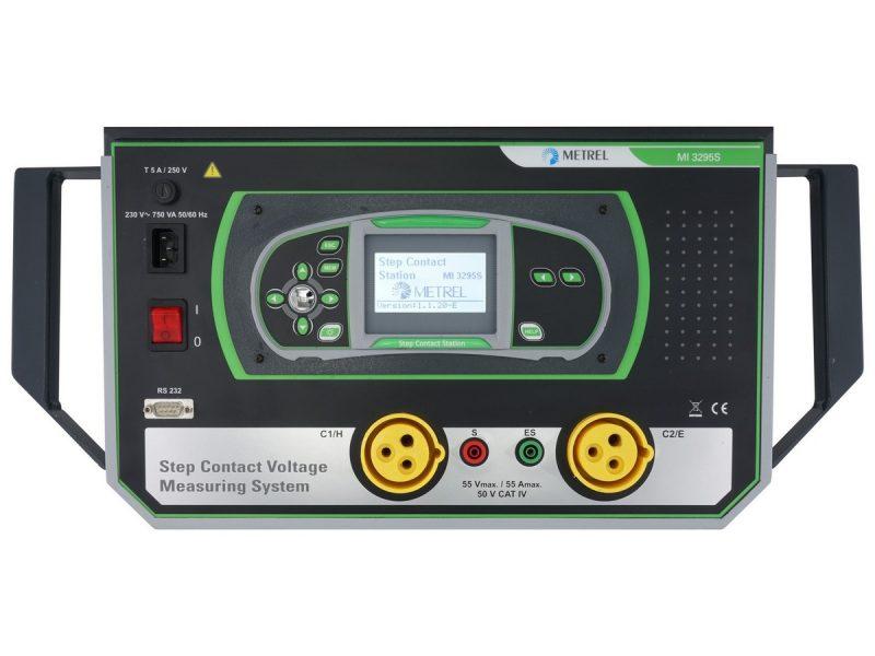 MI 3295 Step Contact Voltage Measuring System