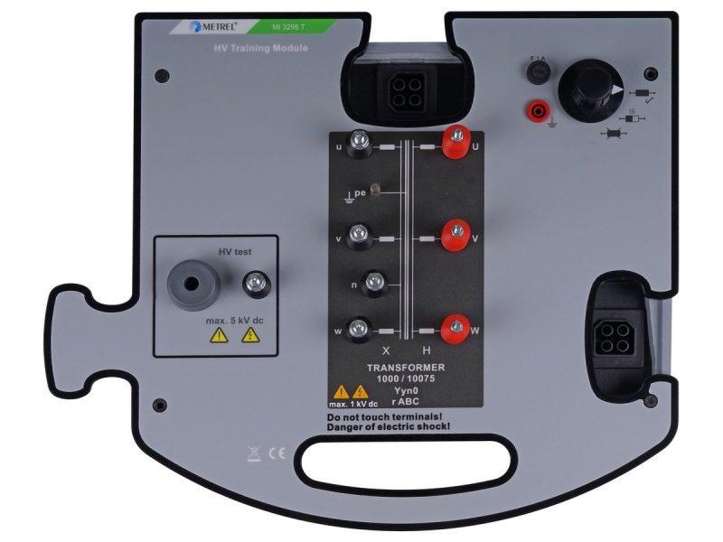 MI 3298 T Transformer/Insulation trainer module