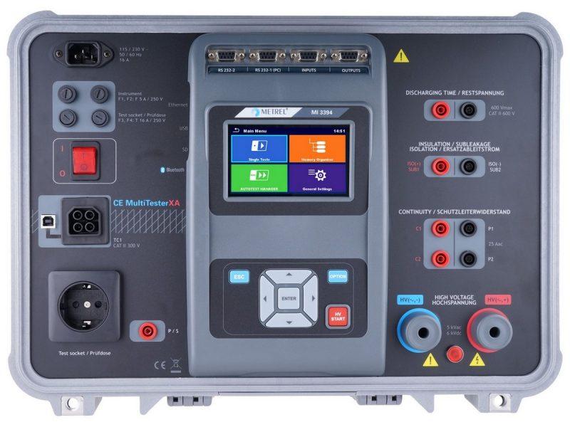 MI 3394 LB CE MultiTesterXA