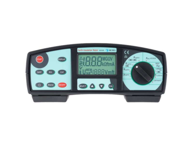 MI 2088 Earth Insulation Tester